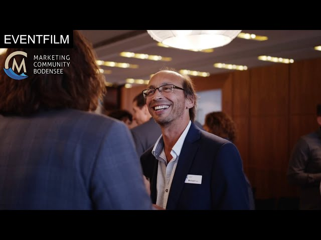 Marketing Community Bodensee - Podiumsdiskussion | Eventfilm 2019 | Alva Studios [4K]