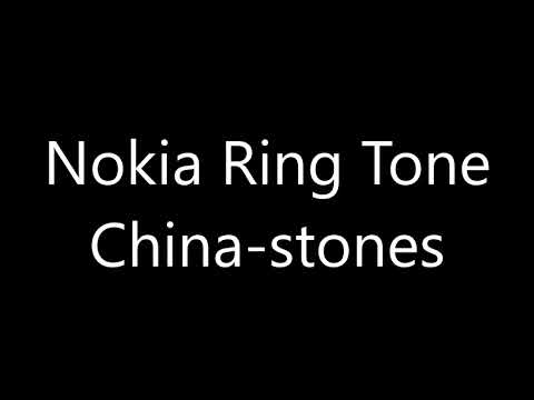 Nokia ringtone - China-stones