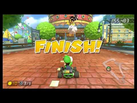 ScrubbedOut - Mario Kart 8 Deluxe - Ep. 2 - Sad