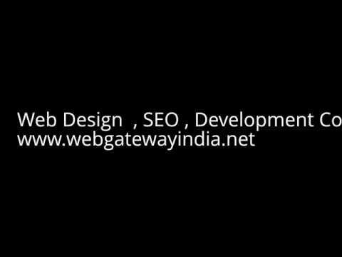 Web Gateway India --Web Design Company  www.webgatewayindia.net