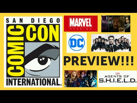Download SAN-DIEGO COMIC CON PREVIEW!!!
