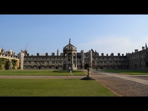 Cambridge University Campus Tour