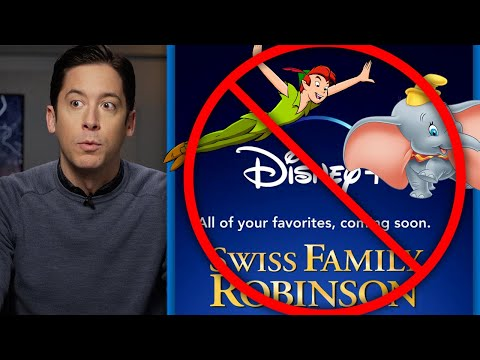 "Disney+ Censors CLASSICS Movies For Children Due to ""Racism"""