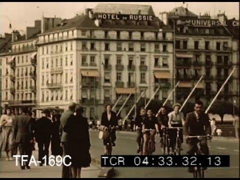 Geneva, The International City, 1960s