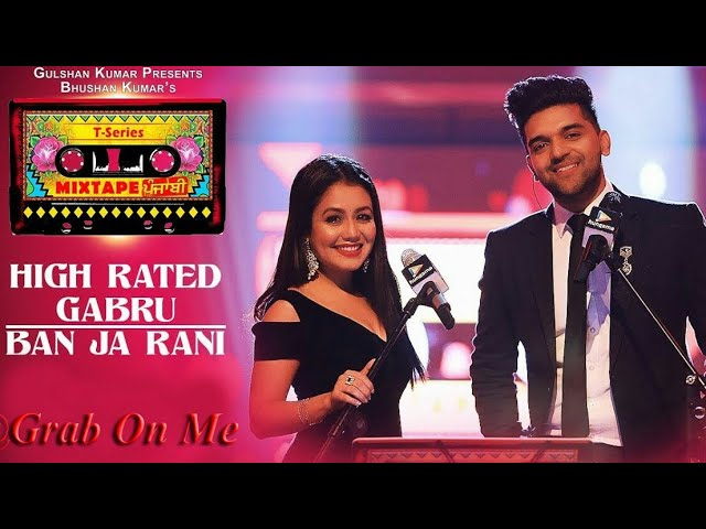 Guru Randhawa & Neha Kakkar | High Rated Gabru/Baan Ja Rani | Whatsapp Status 30 Sec | Mr Status #1