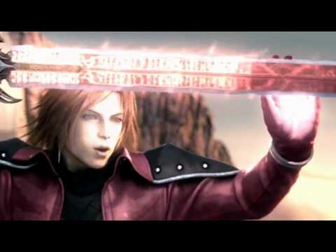 Final Fantasy VII Crisis Core  Sephiroth vs Genesis and Angeal HD