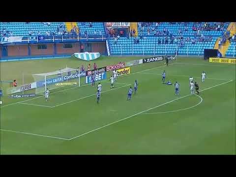 Avaí 1 x 1 São Bento Gols e Melhores Momentos Brasileirão Série B 2018