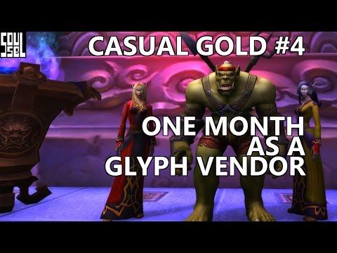 700K/month off glyphs. And how I shuffle Dreamleaf! - Casual Gold #4