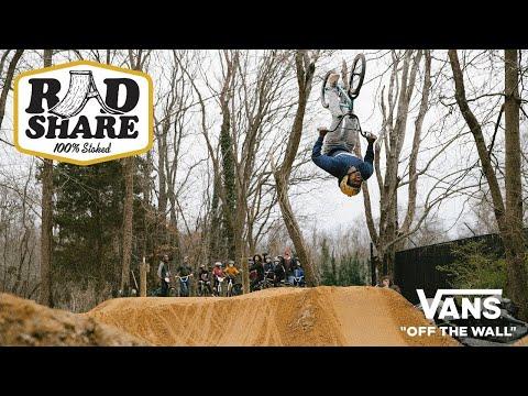 Vans X RADShare | BMX | VANS