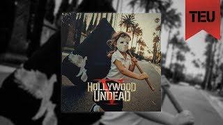 Hollywood Undead - Ghost Beach [Lyrics Video]