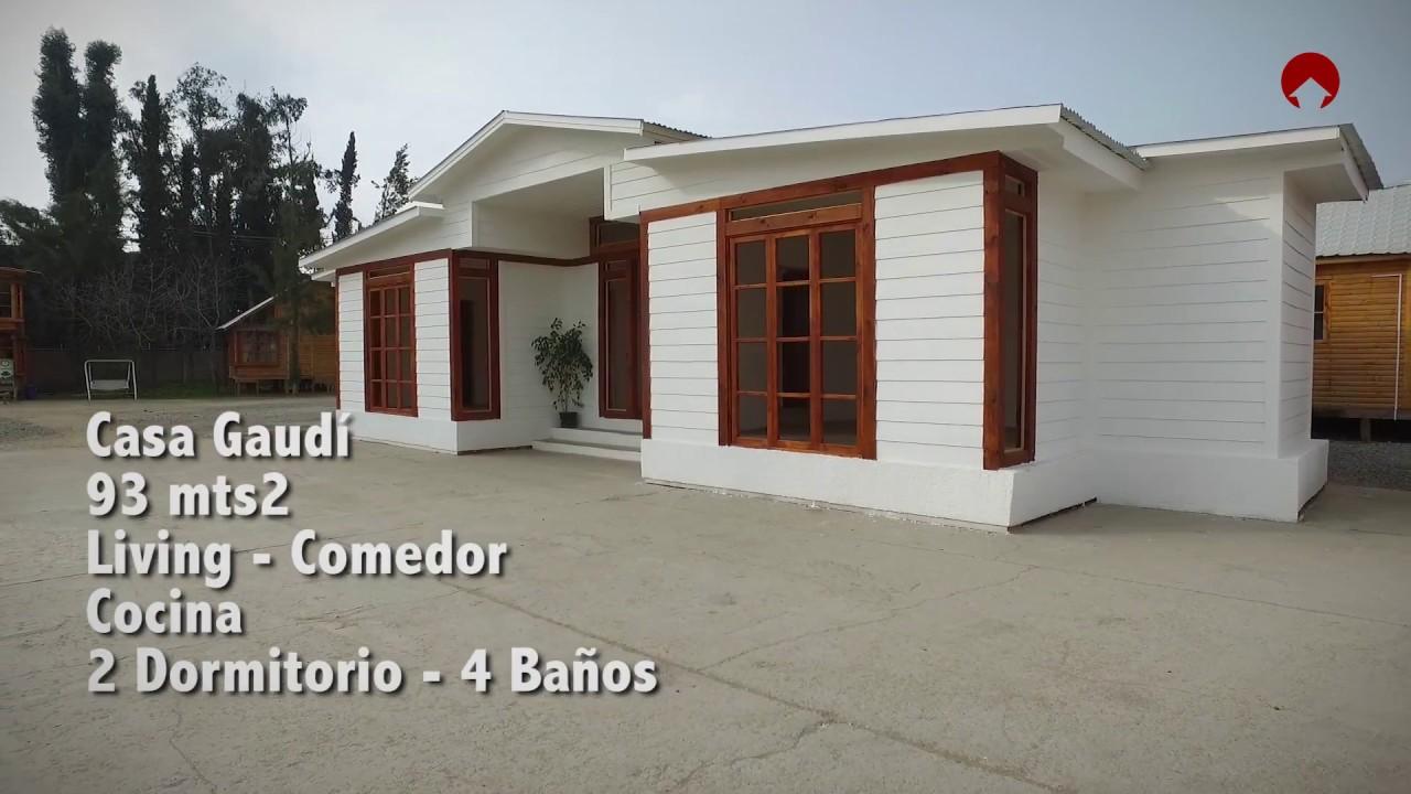 Recorrido virtual casa gaudi youtube for Casas modernas recorrido virtual