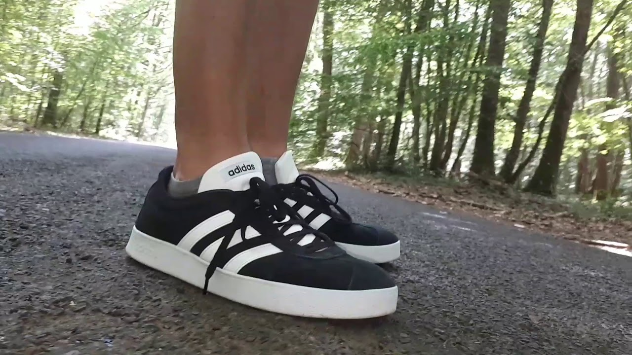 ADIDAS VL COURT 2.0 ( freestyle football ) - YouTube 265ae588d