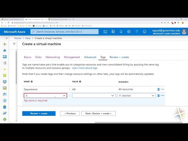 Intro to Azure VMs