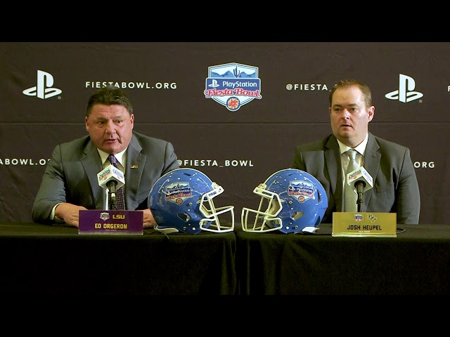 How to watch LSU vs. UCF in Fiesta Bowl  Time 422792b4f