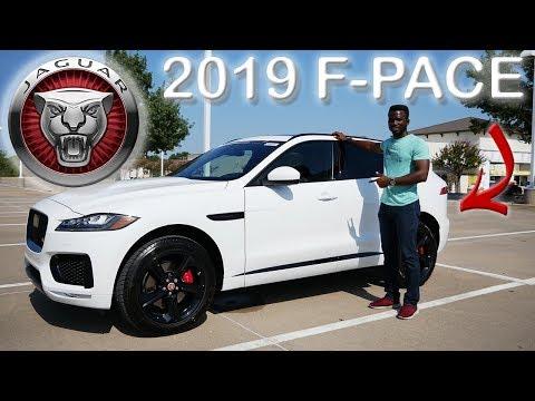 Jaguar's First SUV || 2019 Jaguar F-Pace S AWD Review!