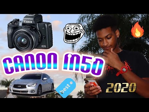 CANON M50 Unboxing/Review in 2020