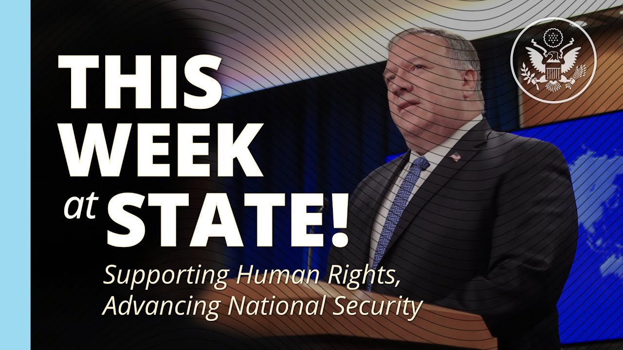 This Week at State - August 7, 2020