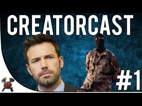 Creatorcast #1 - Ritz Car Accident, Daft Hates Isis, Royal's Celebrity Friend (Podcast #1)