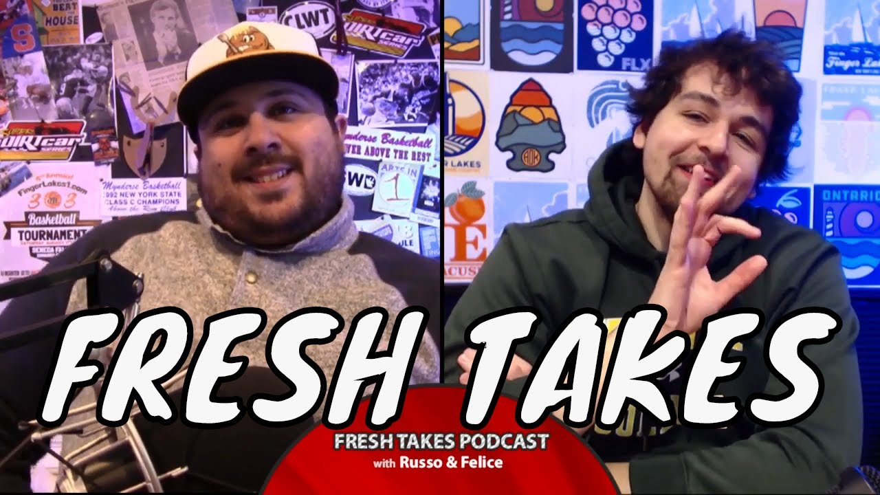 FRESH TAKES w/ RUSSO & FELICE: No fans for football and the Match II recap (podcast)