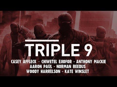 Triple 9 • trailer • Open Road Films