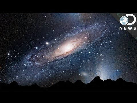 Everything We Know About The Andromeda Galaxy