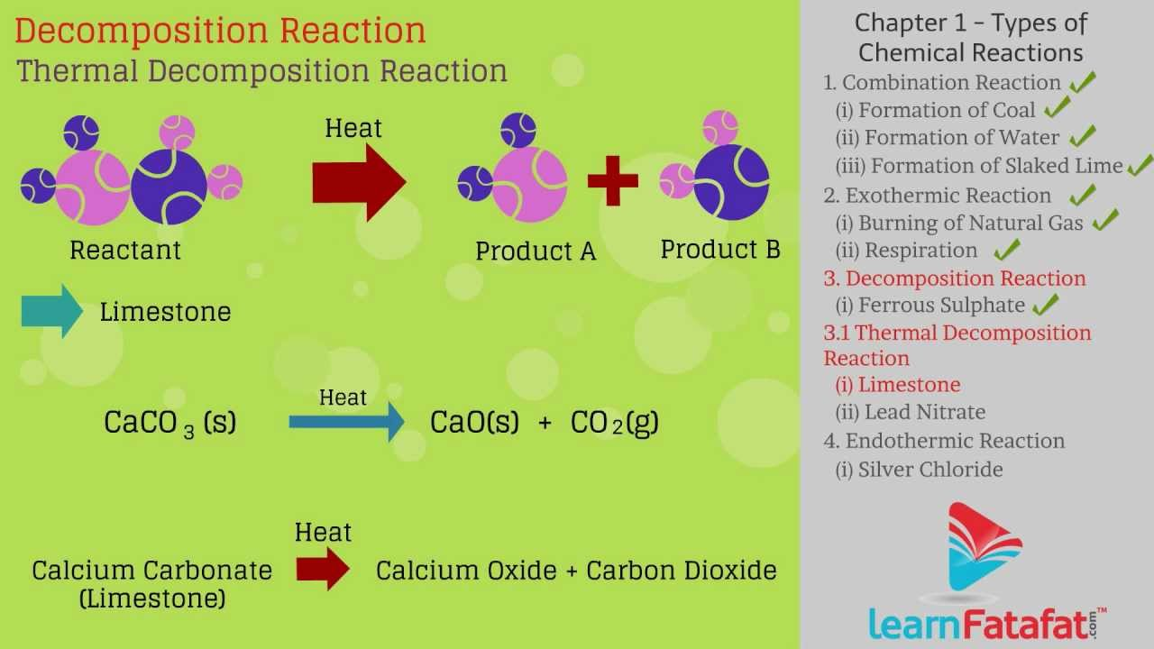 Cbse class 10 science chemical reactions and equations types of cbse class 10 science chemical reactions and equations types of chemical reactions youtube robcynllc Choice Image