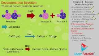 cbse class 10 science chemical reactions and equations types of chemical reactions