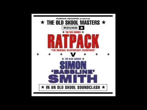 The Old Skool Masters Round 3 Ratpack Vs Simon 'Bassline' Smith (1)