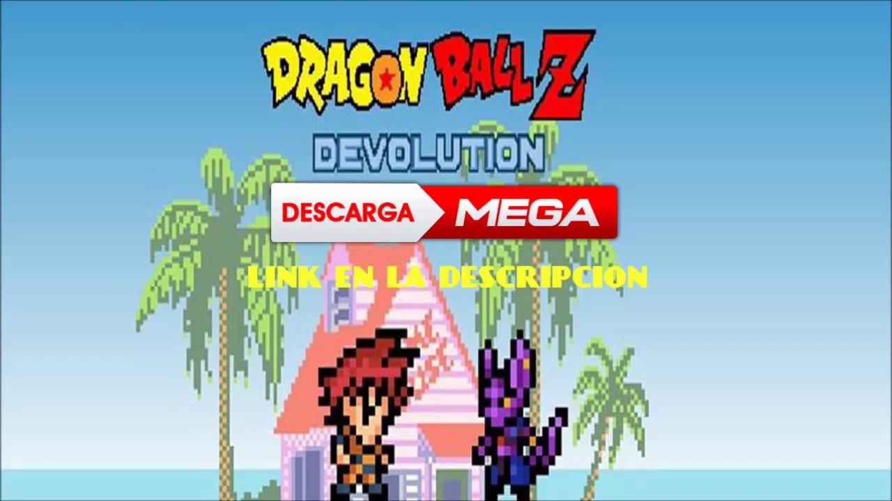 Descargar juego de dragon ball devolution txori