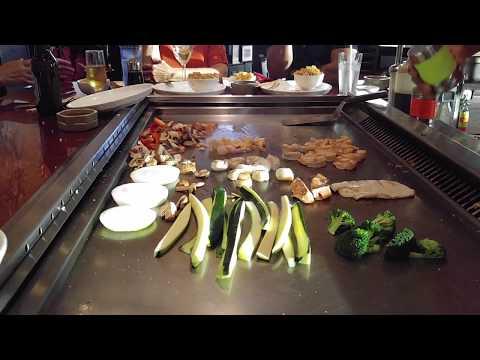 Dinning @ SHOGUN Japanese Restaurant Teppan Steak & Sushi!