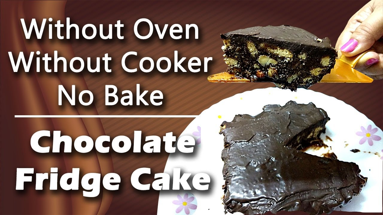 How To Make Biscuit Cake In Fridge