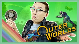 THE OUTER WORLDS, les créateurs de FALLOUT NEW VEGAS sont de retour ! (test du jeu) / Mini #4