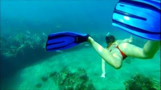 Repeat youtube video Swimming Underwater Girls Full HD 1080p Edit Version