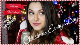 Simple Plan - Christmas Every Day (Cese Rodriguez Cover)
