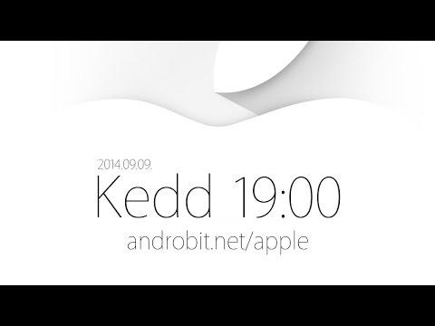 Apple Special Event az Androbiten
