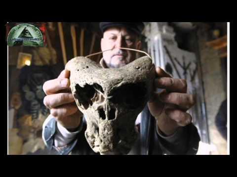 alien or demon skulls found in russia youtube