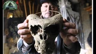 Alien Or Demon Skulls Found In Russia?