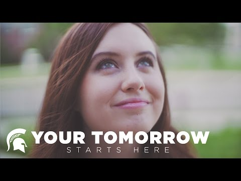 Your Tomorrow | Michigan State University