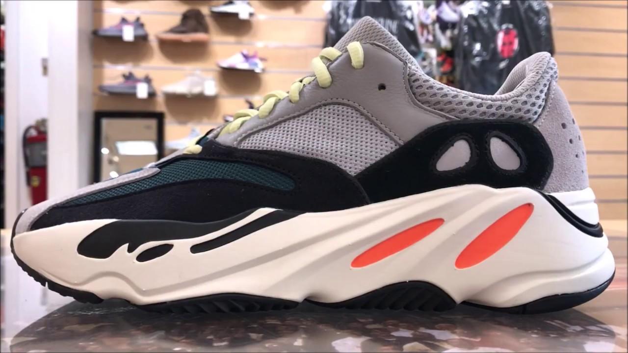 f4137e92010f1 adidas Originals Yeezy Boost 700 Wave Runner Shoes Restocks