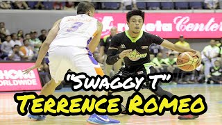 Terrence Romeo GlobalPort 2014-2015 PH CUP Highlights