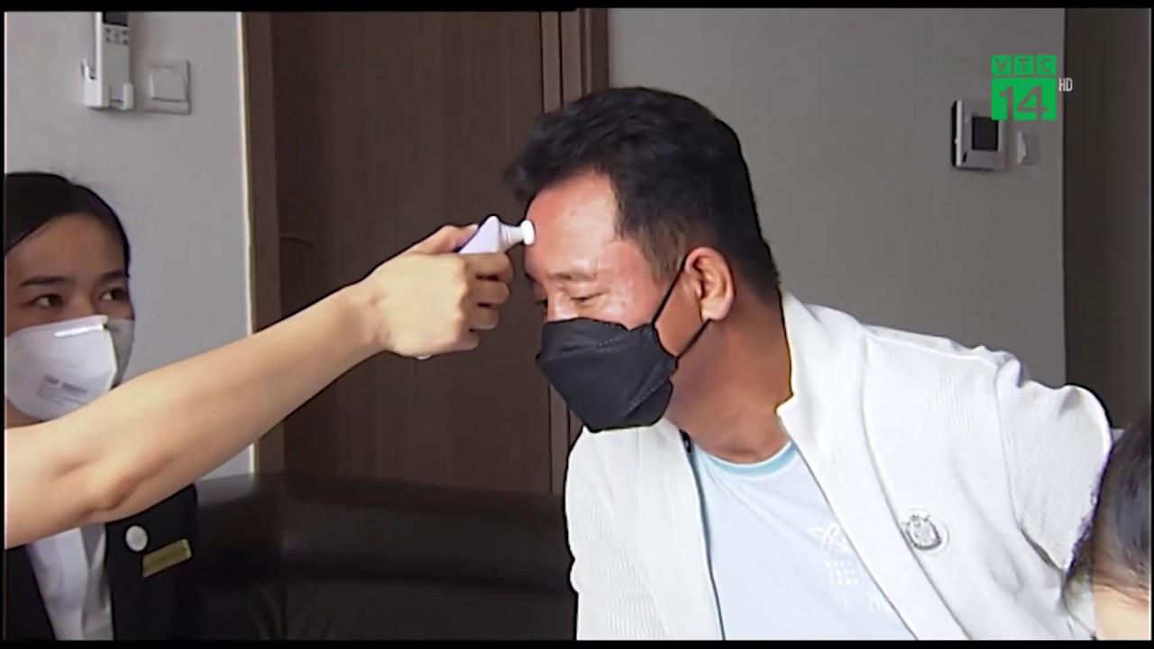 Hà Nội thực hiện khai báo y tế với người nước ngoài| VTC14