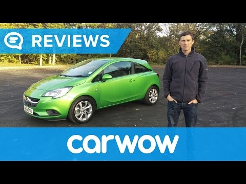 Vauxhall / Opel Corsa 2017 review| Mat Watson reviews