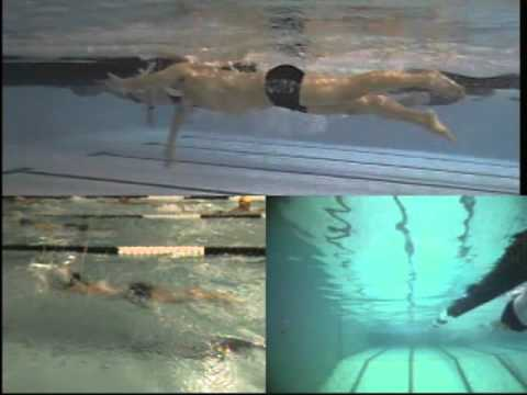 Darren Lim Freestyle underwater analysis