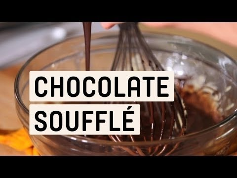 Recipe Wars - Chocolate Soufflé