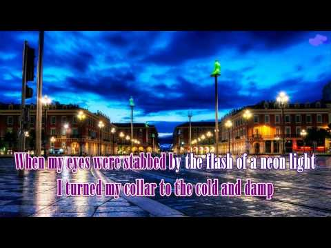 The Sound Of Silence – Simon & Garfunkel Karaoke (Key: Eb)