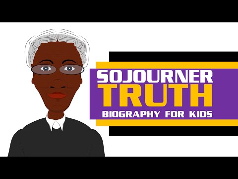 A Must See Sojourner Truth for Kids Biography! (Black History Cartoon)