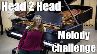 Head 2 Head - The Melody Challenge