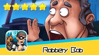 Robbery Bob™ - Level Eight AB - Winter 9-10 Walkthrough Stylish Suit Recommend index five stars
