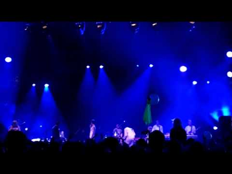 GAYNGS - Faded High (Live at Coachella 2011)