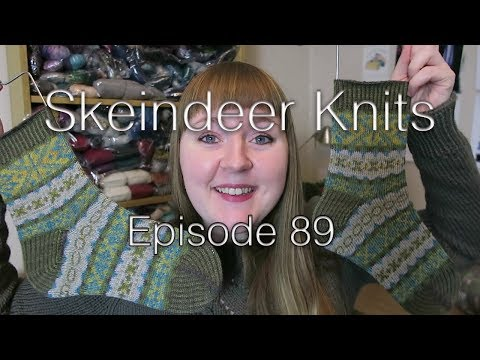 Skeindeer Knits Ep. 89: Mystery mittens!